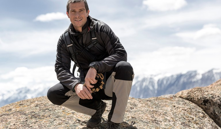 Join Bear Grylls in Week 5 of his military fitness challenge to get YOU fit