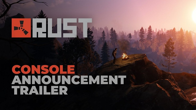 Rust won't launch on console this year after all