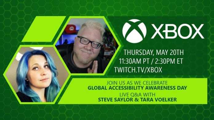 Xbox Celebrates Global Accessibility Awareness Day