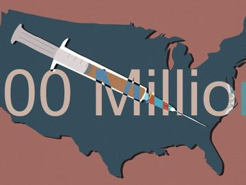 US Fully Vaccinates 100 Million Adults