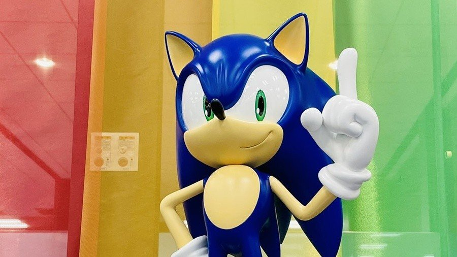 Sonic Is Alive And Well, According To Sega Sammy's Sales Data For Fiscal Year 2021