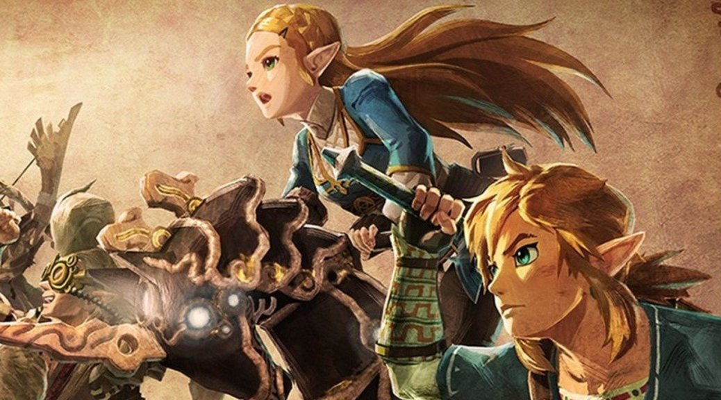 Reminder Hyrule Warriors: Age Of Calamity Expansion Pass - Wave 1 Is Now Available
