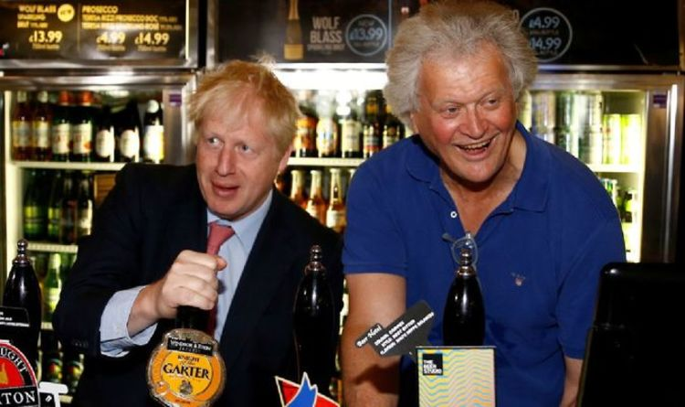 Brexit: Wetherspoon boss Tim Martin urges Boris to bring in more EU workers to staff pubs