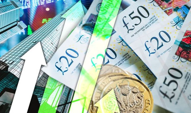 Pound euro exchange rate '4% stronger year-on-year' - euro 'struggles' against GBP