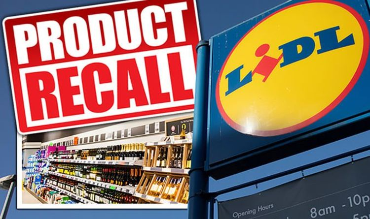 Lidl shares urgent recall as some food items 'contaminated' - shoppers urged do not eat