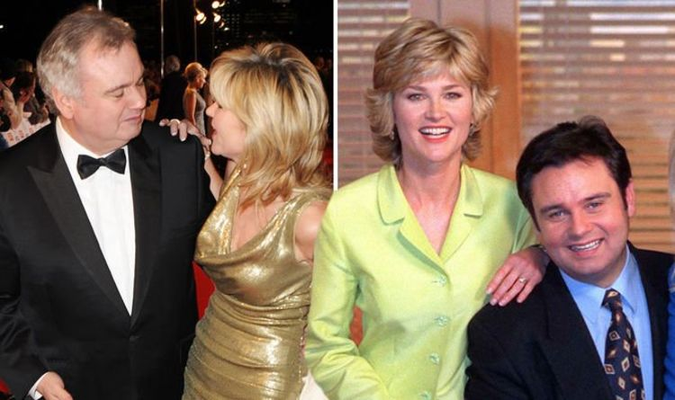 'Nobody likes injustice!' Anthea Turner talks 'hurt' after famous feud with Eamonn Holmes