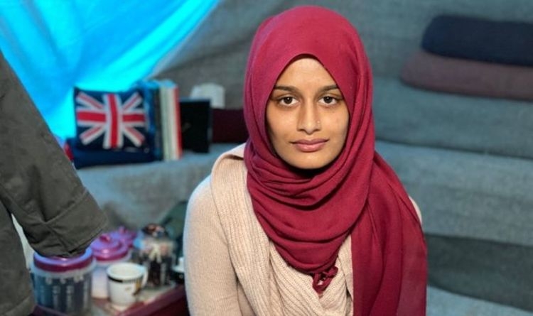 'She chose her path!' Shamima Begum's plea to return to UK furiously rejected by Britons