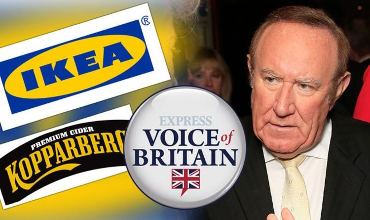 Firms who stop advertising on GB News face mass boycott - 'Stay away from woke agenda!'