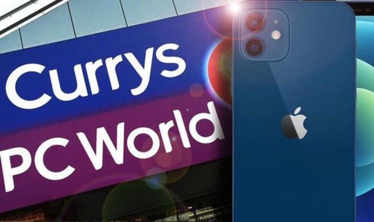Forget Prime Day! Currys reveals 'epic' deals on iPhone, Google Nest speakers and 4K TVs
