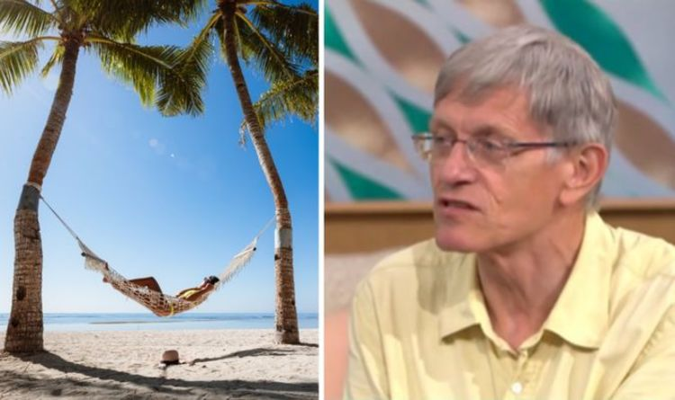 Summer travel myths: 'Absolutely not' illegal to travel abroad, says Simon Calder