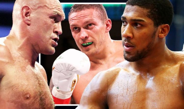 Anthony Joshua slams Tyson Fury but vows bout will happen even if Oleksandr Usyk beats him