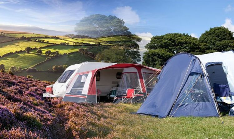 Camping and caravan: UK's 'least crowded' destinations with some holidays from £60 a night