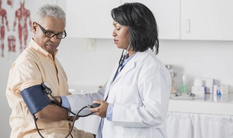 Blood pressure chart: What is a healthy range? 8 signs your blood pressure is too high