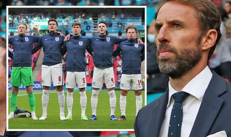England boss Gareth Southgate 'issues orders over national anthem' ahead of Germany game