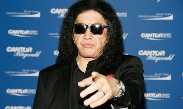 KISS Gene Simmons 'Don't come to shows if you're not vaccinated & think the Earth is flat'