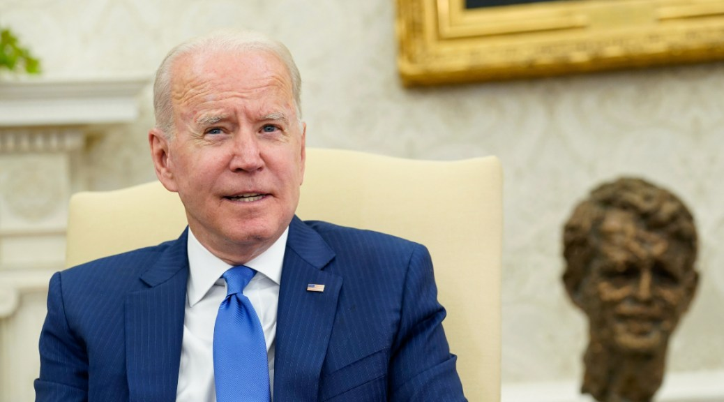 White House scrambles to manage fallout of Biden's 'tandem' remarks