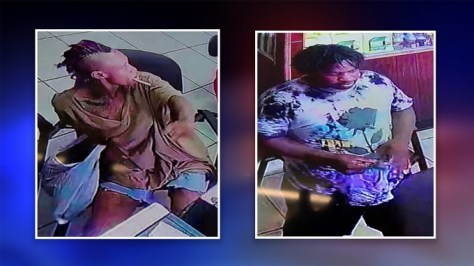 Houston police seek persons of interest