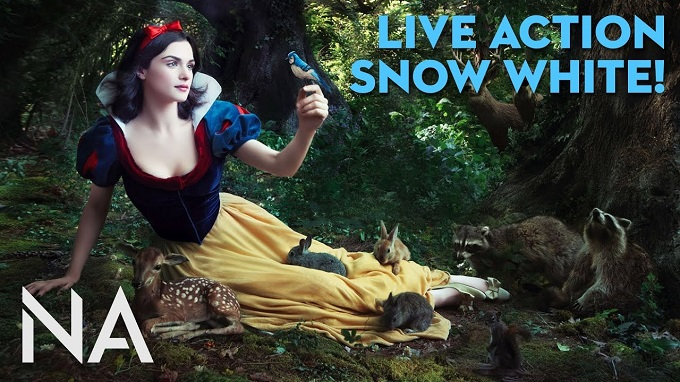 Rachel Zegler will feature in a live-action retelling of Snow White