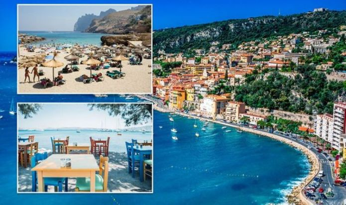 Amber list quarantine relaxed: The holiday hotspots welcoming back double-jabbed Brits