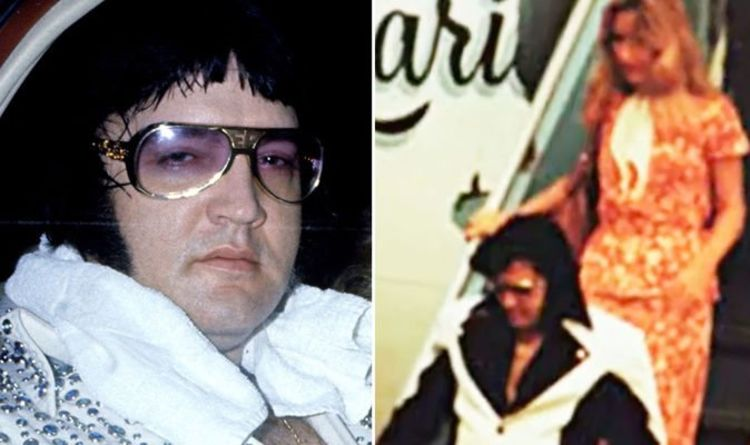 Elvis Presley ex Linda Thompson shares rare footage of The King a year before his death