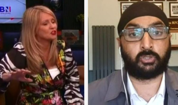 'Isolation needs to be scrapped!' Monty Panesar rages to Esther McVey on GB News