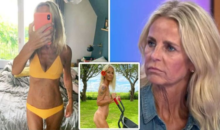 Ulrika Jonsson strips off again after brutal reaction to naked shoot: 'You're welcome!'