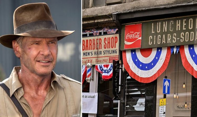 Indiana Jones 5 set photos reveal year of setting and plot details for Harrison Ford movie