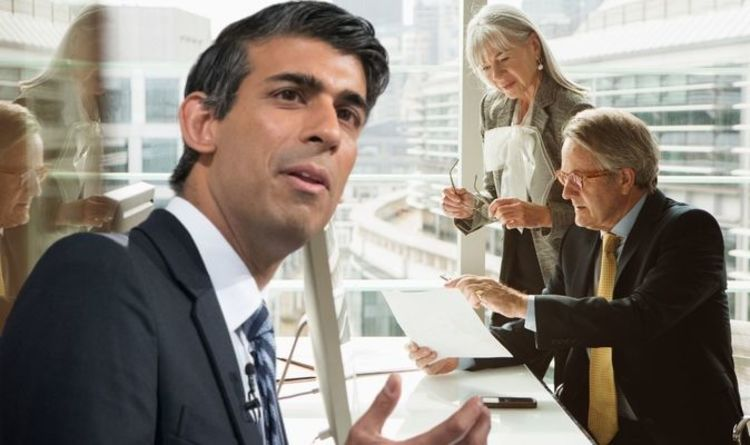 State pension: Rishi Sunak urged to lower age to 60 to 'free up jobs for young people'