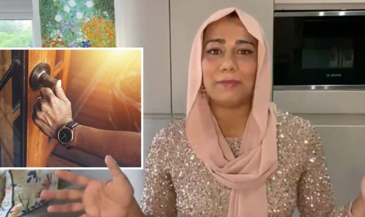 How to keep cool in heatwave: Dr Nighat shares the most important tip to stop overheating