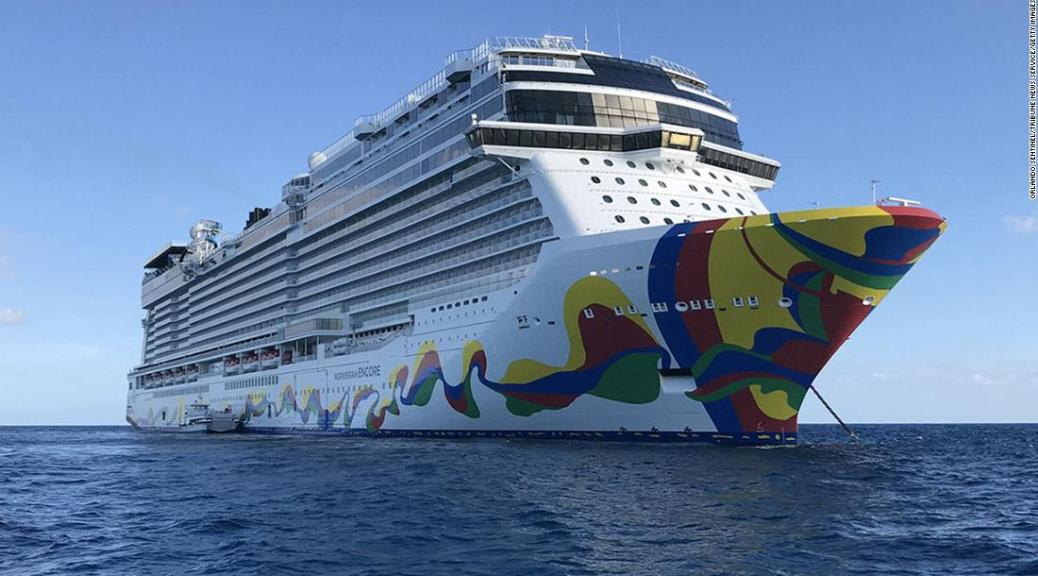 Norwegian Cruise Line Holdings is suing over the law that prohibits companies from requiring customers and employees to give documentation of Covid vaccination