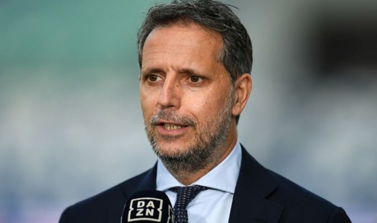Fabio Paratici, Tottenham chief of Tottenham uses a tried transfer strategy 'for as many players as possible'
