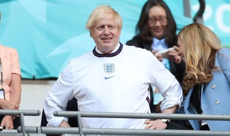 Euro 2020 final: Boris pens personal letter to Southgate's team - 'Bring it home'