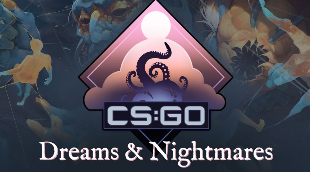 CS:GO developers launch 'Dreams and Nightmares,' $1,000,000 art contest