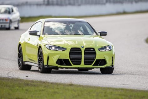The new BMW M4 Coupe in the US 35 830x553