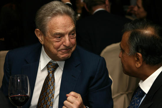 Book Review of 'George Soros: The Life and Times of a Messianic Billionaire'