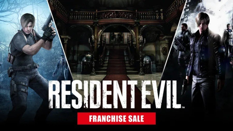 Reminder: Nine Resident Evil Games Are Currently Discounted Across Switch And 3DS