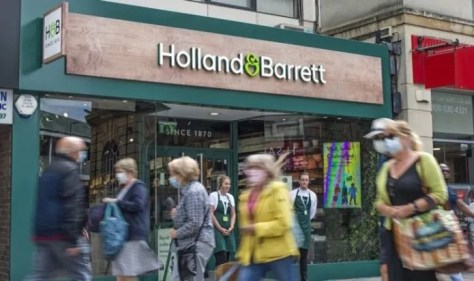 Holland & Barrett launches three for one sale