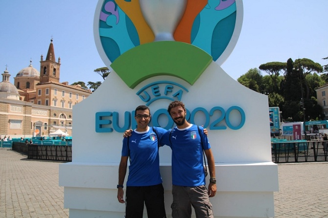 How the Italians are preparing for Euro 2020 final