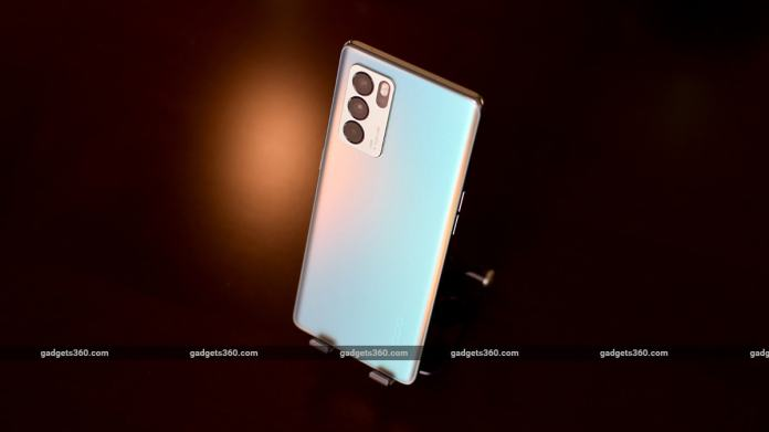 Oppo Reno 6 Pro 5G Goes on Sale Today: Price in India, Specifications