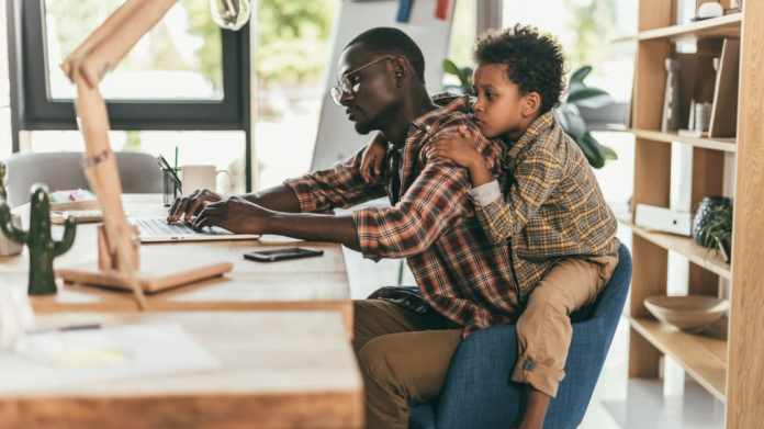 A new survey has revealed that working parents are exhausted and need more Flexibility and better benefits