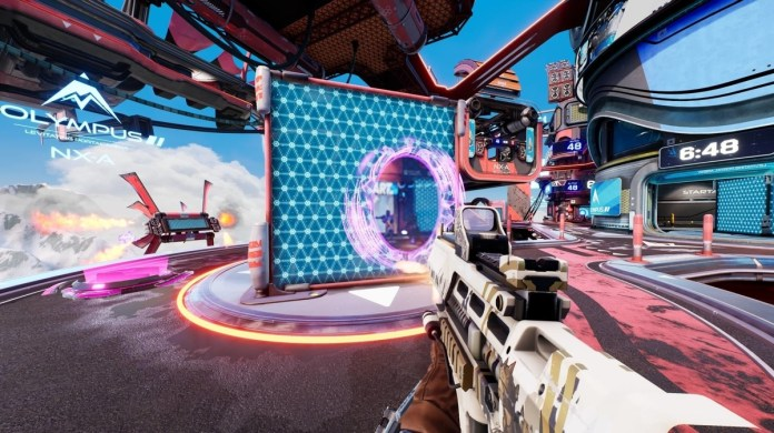 """Splitgate developer """"blown away"""" by """"Halo meets Portal FPS Popularity explodes"""
