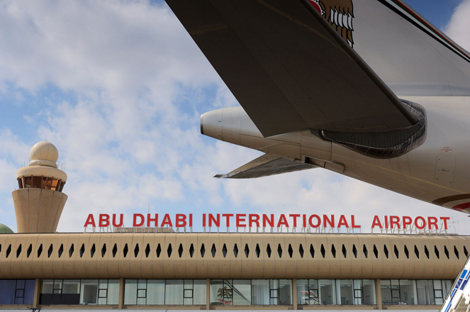 Abu Dhabi cancels $3 bln airport terminal contract