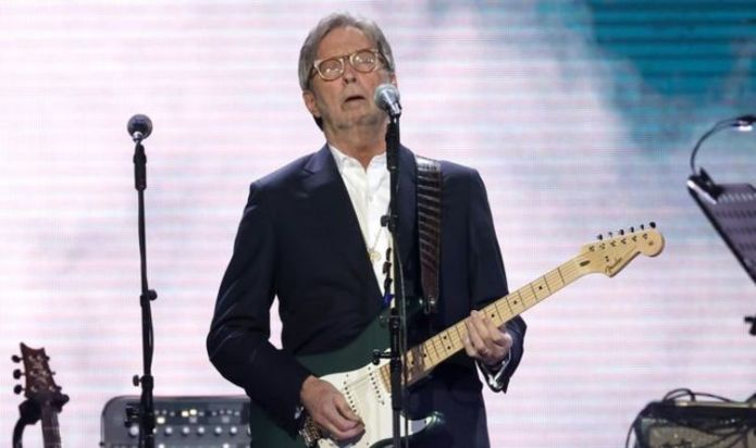 """Eric Clapton """"refuses"""" to participate in shows, if vaccination proof is needed"""