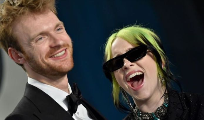 Billie Eilish pays a touching tribute to her brother Finneas in honor of the Happier Than Ever album release date