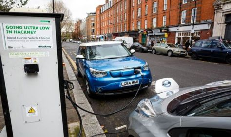 You can drive an electric car from London to Leeds in one trip Technology improves and charges more