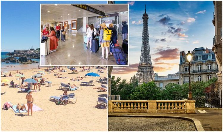 France, Spain Portugal, Greece, Greece, & Italy – FCDO updates for quarantine-free holidays back