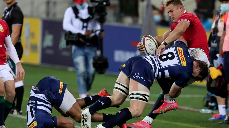 Head impacts plan launched by rugby bodies