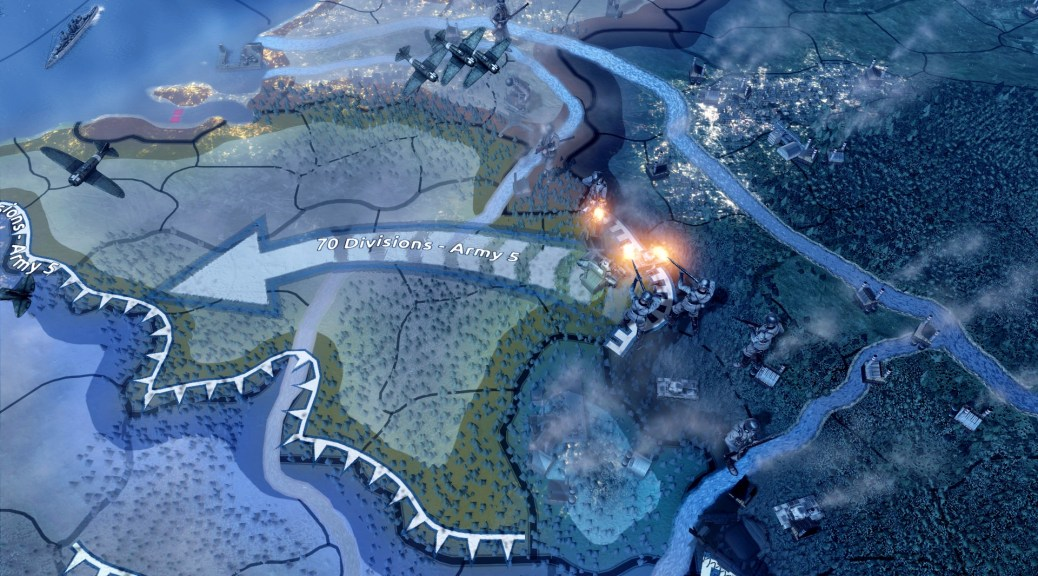 Hearts of Iron IV costs one dollar