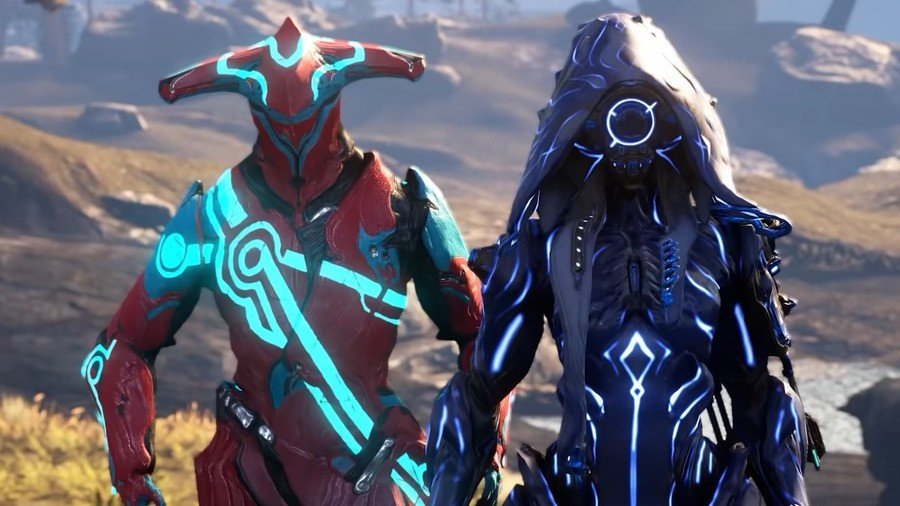Warframe Is Getting A Cross-Play And Cross-Save Update