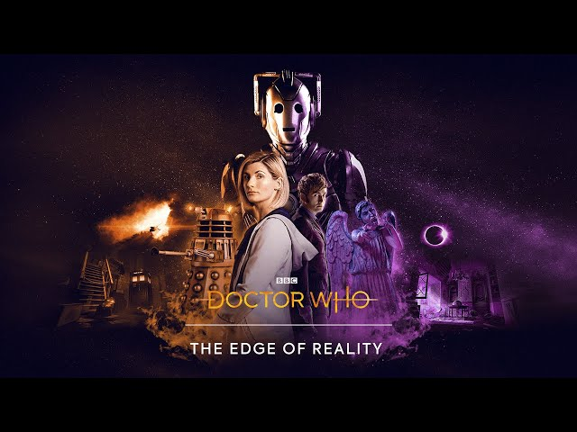 Jodie Whittaker, Doctor Who's new game, joins forces with David Tennant